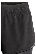 Running shorts - Black - Ladies | H&M 3