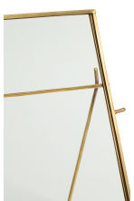 Metal photo frame - Gold - Home All | H&M CN 2