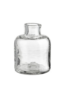 Glass mini vase