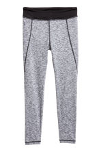 Sportlegging - Grijs gemêleerd -  | H&M BE 2