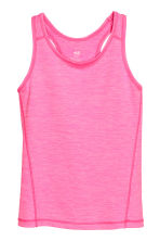 Sports top - Pink - Kids | H&M 2