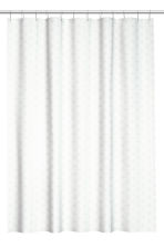 Patterned shower curtain - White/Patterned - Home All | H&M GB 1