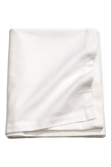 Tablecloth - White - Home All | H&M CN 1