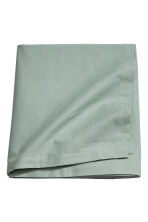 Cotton tablecloth - Dusky green - Home All | H&M CN 1