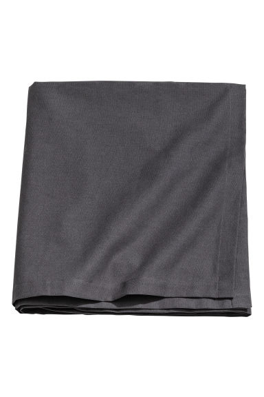 Tablecloth - Anthracite grey - Home All | H&M CA 1