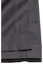 Slub-weave tablecloth - Anthracite grey - Home All | H&M CA 2