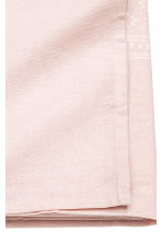Patterned cotton tablecloth - Light pink - Home All | H&M CA 3