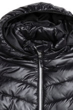 Padded jacket - Black - Kids | H&M CN 4