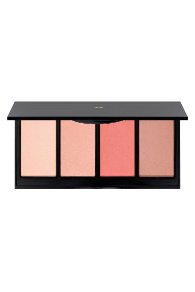 Make-up palette - Coral Sunset - Ladies | H&M GB