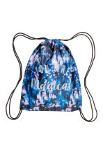 Gym bag - Blue/Pink - Kids | H&M 1