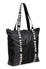 Sports bag - Black -  | H&M CN 2