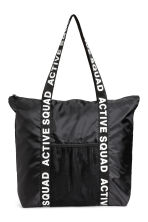Sports bag - Black -  | H&M CN 1