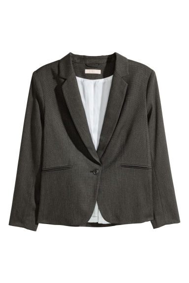 H&M+ Jacket - Dark grey -  | H&M 1