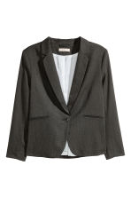 H&M+ Jacket - Dark grey - Ladies | H&M 1