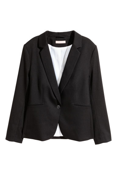 H&M+ Jacket - Black - Ladies | H&M CN 1
