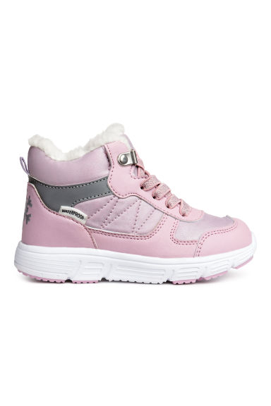 Waterproof hi-tops - Pink - Kids | H&M