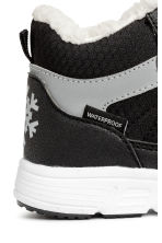 Waterproof hi-tops - Black - Kids | H&M 4