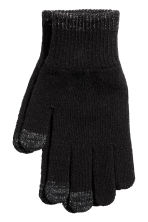 Smartphone gloves - Black -  | H&M 2