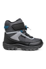 Waterproof boots - Dark grey marl - Kids | H&M 1