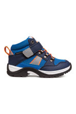 Waterproof boots - Bright blue/Dark blue - Kids | H&M CN 1