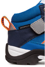 Waterproof boots - Bright blue/Dark blue - Kids | H&M CN 4
