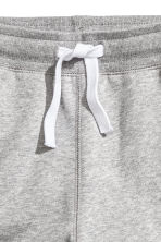 Knee-length shorts - Grey marl - Kids | H&M 4