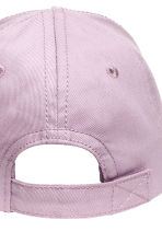 Cotton twill cap - Purple - Kids | H&M 3