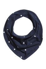 3入三角領巾 - Dark blue/Stars - Kids | H&M 2