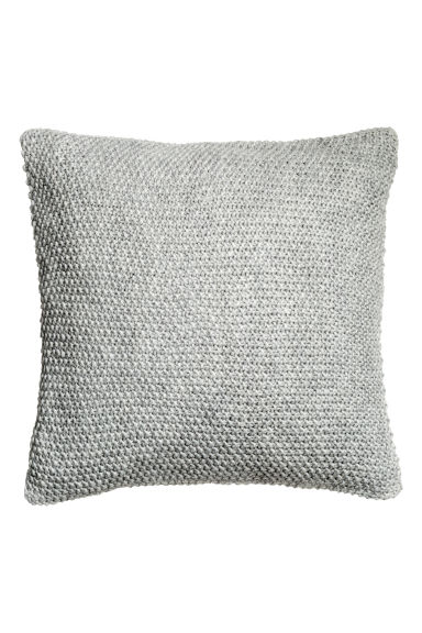 Cushions hm home collection shop online hm gb moss knit cushion cover bankloansurffo Choice Image