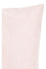 Cotton cushion cover - Light pink - Home All | H&M CA 2