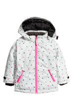 Outdoor jacket - Light Grey/Love - Kids | H&M 2
