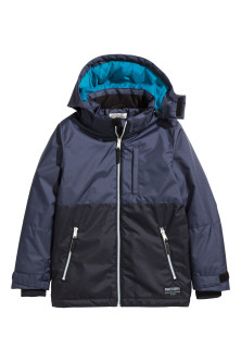 Wattierte Outdoorjacke