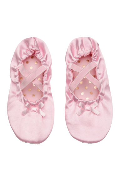 舞鞋 - Light pink - Kids | H&M 1