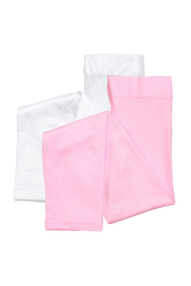 Dance leggings - Neon pink - Kids | H&M