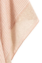 Poncho - Beige/Striped - Ladies | H&M 2