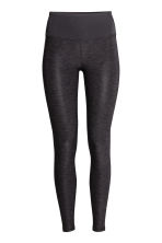 Yoga tights - Dark grey marl - Ladies | H&M 2