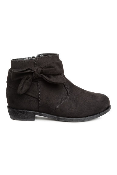 Ankle boots - Black -  | H&M 1