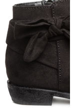 Ankle boots - Black -  | H&M 4