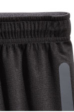Shorts sportivi - Nero -  | H&M IT 3