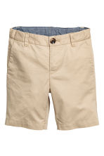 Chino shorts - Beige - Kids | H&M CA 2