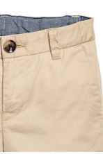 Shorts  modello chinos - Beige -  | H&M IT 4