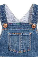 Dungaree dress - Denim blue - Kids | H&M 3