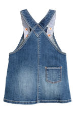 Dungaree dress - Denim blue - Kids | H&M 2