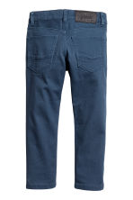 Stretch trousers Slim fit - Dark blue - Kids | H&M 3
