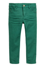 Pantalon stretch Slim fit - Vert -  | H&M CH 2