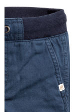 Trousers - Dark blue - Kids | H&M CN 4