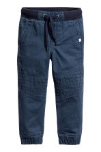 Trousers - Dark blue - Kids | H&M CN 2