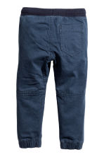 Trousers - Dark blue - Kids | H&M CN 3