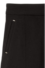 City shorts - Black - Ladies | H&M 4