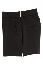 City shorts - Black - Ladies | H&M 3